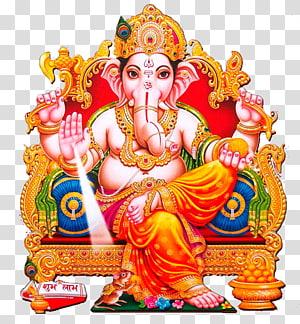 Ilustrasi Ganesha, Shiva Ganesha Ganesh Chaturthi Dewa Hindu, Ganesha png