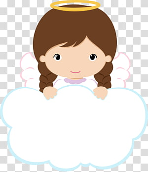 ilustrasi digital malaikat, Malaikat Pembaptisan, bayi malaikat png