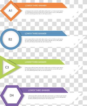 Kertas Web banner Geometry, Spanduk kotak judul Geometri PNG clipart