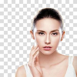 wanita membuat wajah, Model Bijin, model Asing di Eropa dan Amerika PNG clipart