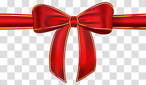 bowtie merah, pita merah, pita merah dengan busur png