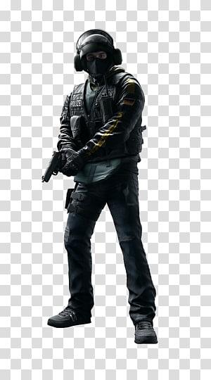 Karakter Counter Strike, Tom Clancys Rainbow Six Siege Ulang Tahun Bandit GSG 9 FBI Tim Senjata dan Taktik Khusus, Tom Clancys Rainbow Six PNG clipart