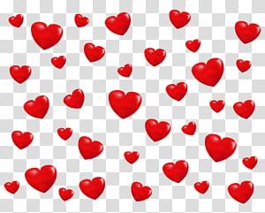 Jantung, Latar Belakang dengan Hati, hati merah png