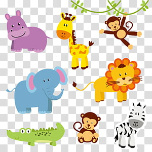 Kebun Binatang Hutan Hewan Jerapah utara, binatang, berbagai macam binatang png