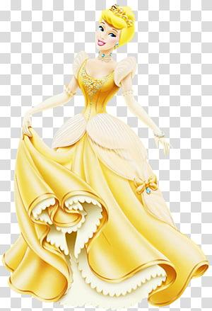 Cinderella Ariel Putri Salju Putri Jasmine Princess Aurora, Cinderella, ilustrasi Disney Princess Cinderella png
