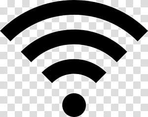 Ikon jaringan nirkabel Wi-Fi, ikon Wifi png