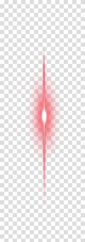 ilustrasi lampu merah, elemen efek lampu merah png