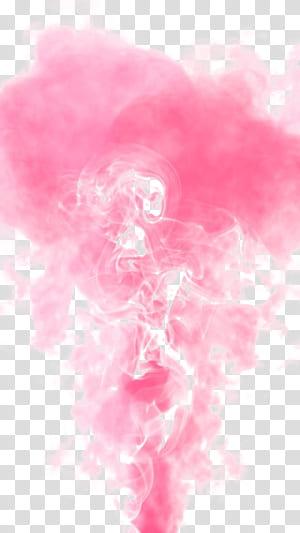 iPhone 7 Merokok Asap Pink, Dekorasi asap pink, ilustrasi asap pink png