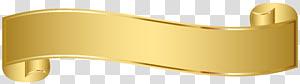 Jasa Desain Interior Bisnis Material, Spanduk Emas, ilustrasi pita emas PNG clipart