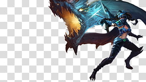 Tencent League of Legends Pro League Dragonslayer Desktop, legenda seluler png