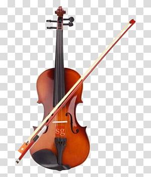 biola coklat dengan ilustrasi busur, Biola Amazon.com. Busur Alat Musik Rosin, Violin png