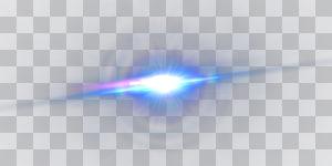 Biru Muda, Efek cahaya lensa biru, cahaya redup png
