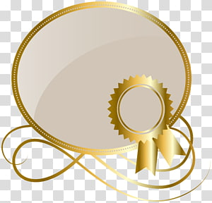 bingkai logo emas, akun transaksi faktur pembayaran layanan kredit, label mewah krim PNG clipart