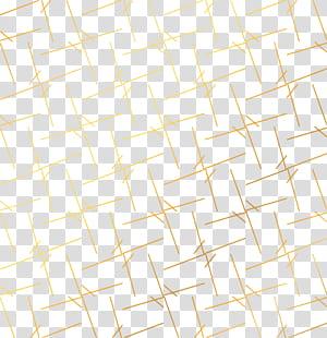 Pola Sudut Area Putih, latar belakang garis Emas PNG clipart