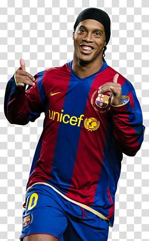 Ronaldinho, Ronaldinho, tim sepak bola nasional Brasil A.C. Pemain Sepakbola Milan FC Barcelona, pemain brazil png