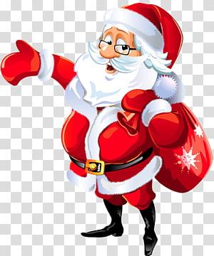 Santa Claus, Tuan Santa Claus, ilustrasi Santa Claus png