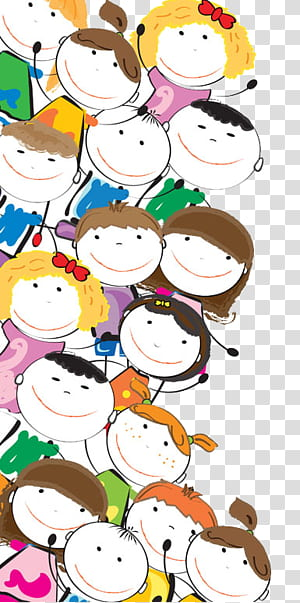 Kalender Ilustrasi anak Waktu, Kartun anak-anak, ilustrasi karakter kartun png