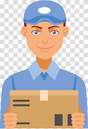 tukang pos, Pekerja, diagram desain kreatif pekerja pengiriman gudang png
