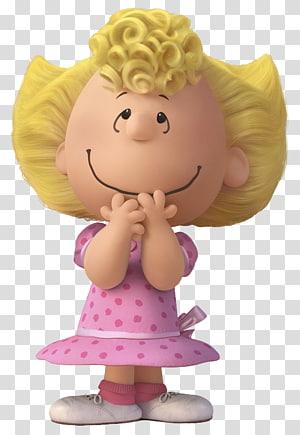 Sally Brown Peanuts karakter perempuan ilustrasi, Sally Lucy van Pelt Charlie Brown Linus van Pelt Snoopy, Sally The Peanuts Film Kartun png