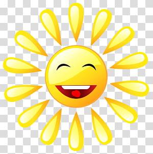 ilustrasi matahari, Kartun, Kartun Matahari PNG clipart