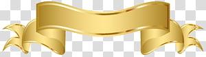 Spanduk Emas, Spanduk Emas, templat spanduk emas PNG clipart