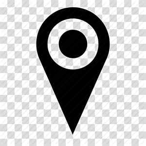 Ikon Komputer Iconfinder Merek, Ikon Lokasi, ikon spidol hitam png