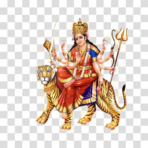 dewi Durga ilustrasi, Vaishno Devi Navaratri Durga Bhavani Kebahagiaan, dewi durga mata png