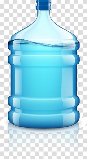 Botol air Air botolan Air minum, air murni png