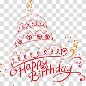 Kue ulang tahun Ilustrasi pesta, Selamat ulang tahun, Ilustrasi kue selamat ulang tahun png