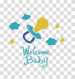 selamat datang ilustrasi bayi, Ilustrasi Dot Bayi Euclidean, dot bayi png