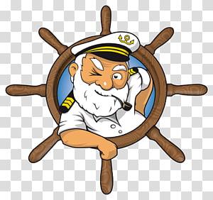 Roda kemudi Roda kemudi, kapten png
