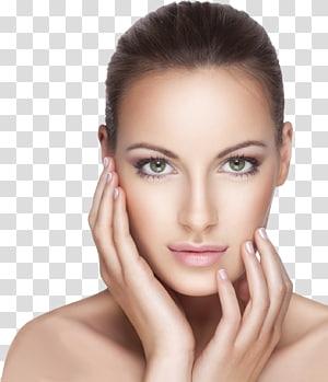 wajah wanita, rhytidectomy wajah perawatan kulit wajah, wajah wanita PNG clipart