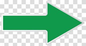 tanda panah hijau, Logo Merek Garis Sudut, Panah Kanan Hijau PNG clipart