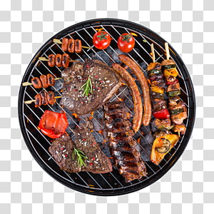 makanan panggang, Barbekyu Shashlik Grilling Churrasco Meat, barbecue png
