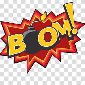 Ilustrasi boom, BOOM!Saluran Televisi YouTube Canal BOOM, Boom png