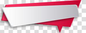 Euclidean Adobe Illustrator Icon, bingkai judul merah tiga dimensi, gelembung teks abu-abu dan merah png