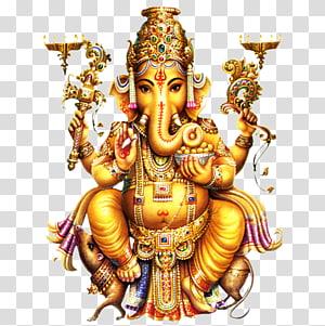 Ilustrasi Ganesha buddha, Ganesha Shiva Parvati Dewa Hindu, Ganesha png