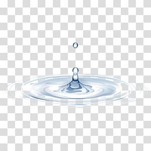 setetes air, tetesan air, tetesan air riak png