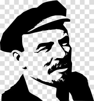 Ilustrasi ilustrasi Uni Soviet, Vladimir Lenin png
