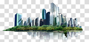 pencakar langit, pemetaan tekstur template arsitektur bangunan, bangunan PNG clipart