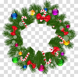 Ilustrasi karangan bunga Natal, Karangan Bunga Karangan Bunga Natal, Karangan Bunga Natal PNG clipart
