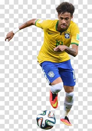 ilustrasi pemain sepak bola, Pemain sepak bola Neymar Olahraga, neymar png