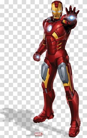 Iron Man Marvel, Iron Man Marvel Avengers: Pertempuran untuk Bumi Hulk Black Widow War Machine, Ironman png