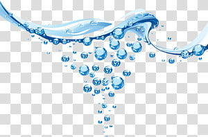 ilustrasi tetesan air, Water Drop Euclidean Shower, rendering tetesan air bawah laut png