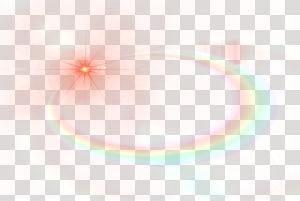 pelangi warna-warni, Pola Lingkaran, elemen cincin bintang efek cahaya Pelangi png