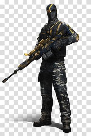 Tom Clancy's Ghost Recon Wildlands PlayStation 4 Weapon Sniper Soldier, sniper elite png