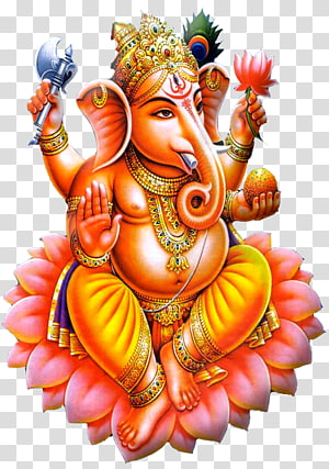 ilustrasi tuan Ganesha, Ganesha Sri Ganesh Chaturthi Lakshmi, Ganesha png
