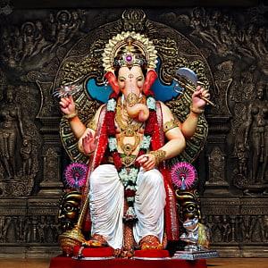 Ilustrasi Dewa Ganesha, Shiva Ganesha Ganesh Chaturthi Bhagavan Desktop, Sri Ganesh png