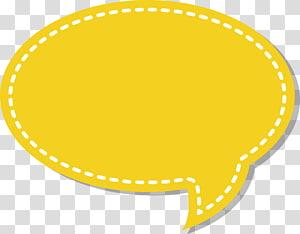 ilustrasi kuning, Informasi Tiket Makanan Bar New York City, kotak dialog Yellow Oval png