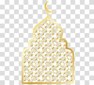 ilustrasi masjid, Masjid Arab Idul Fitri, Kanselir Emas masjid Arab PNG clipart